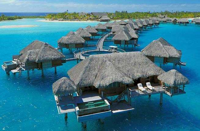 Four Seasons Bora Bora Hotel Rooms