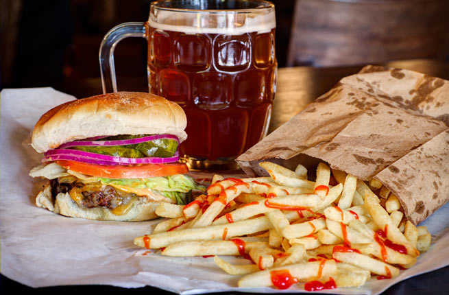 Americas Best Burger Joints Fodors Travel Guide - Burger joint us map
