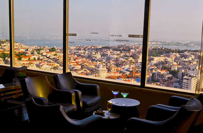 Image result for panorama bar, lisbon