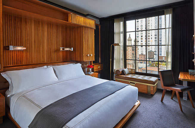 New York City's Best New Hotels