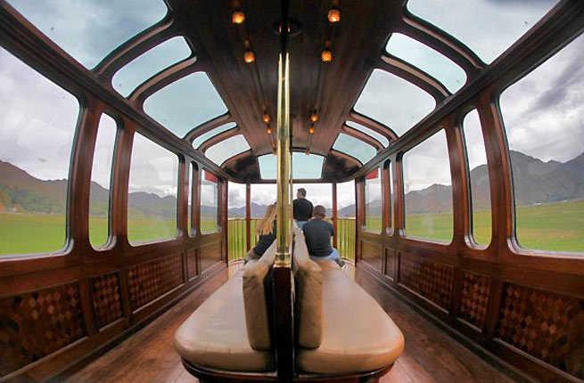 World's 10 Most Unforgettable Train Rides