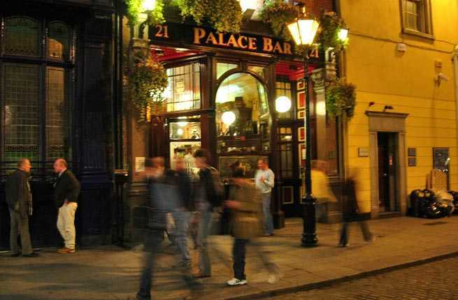 Top 10 Dublin Spots with a Literary History