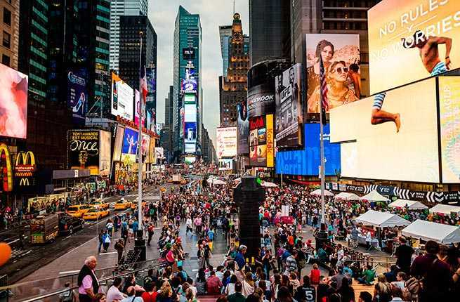 15 things not to do in new york city fodors travel guide for Things to in times square