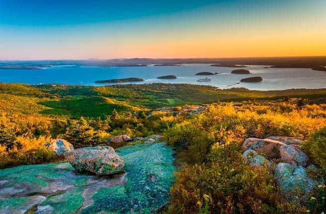 Acadia National Park Hotels