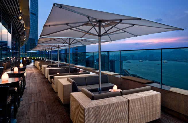 15 Incredible Rooftop Bars In Hong Kong Fodors Travel Guide