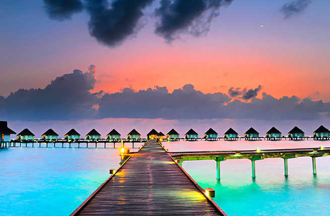 Zika Free Honeymoon Ideas