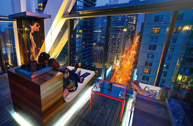Chicago's Best Rooftop Bars - Fodors Travel Guide