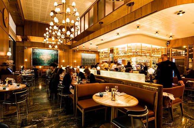 Hottest italian restaurants nyc