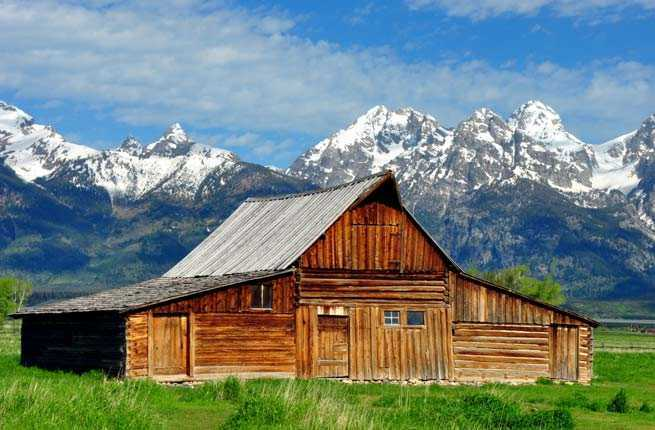 top 20 places to see in the u.s. Top 20 Places to See in the U.S. 18 grand tetons wyoming