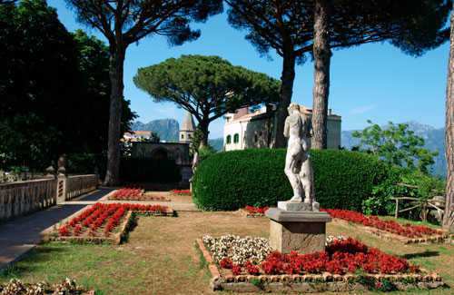 Italy In Bloom The Top Gardens Of Campania Fodors