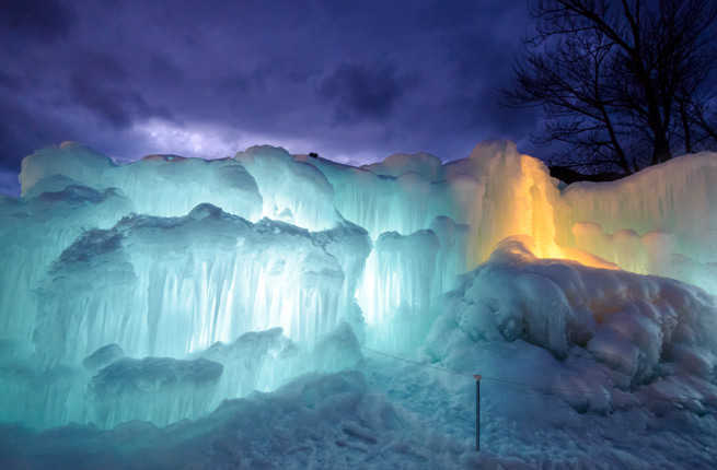 10 Amazing Ice Castles Around The World Fodors Travel Guide