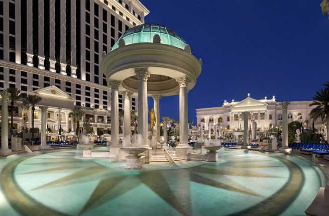 Top 10 Vegas Hotel Pools Fodors Travel Guide