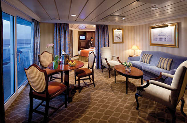 10 Ultimate Cruise Ship Suites Fodors Travel Guide