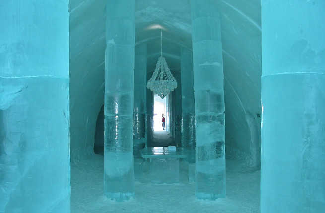 world s 10 coolest ice hotels fodors travel guide. Black Bedroom Furniture Sets. Home Design Ideas
