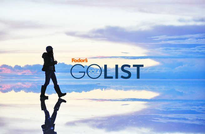 Fodor's Go List 2014