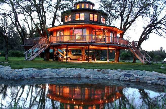 Incredible Tree House Hotels In The U S Fodors Travel Guide