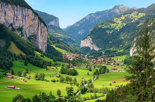 Best Cheese Tour In Switzerland