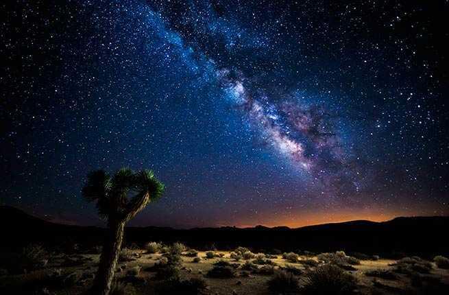 10 Best Stargazing Sites In The U S