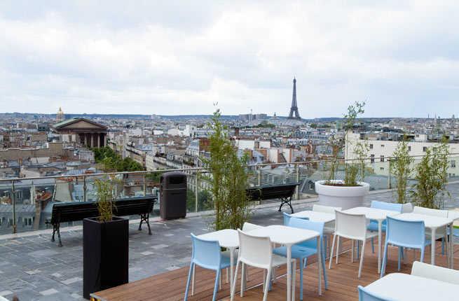 10 best views in paris fodors travel guide. Black Bedroom Furniture Sets. Home Design Ideas