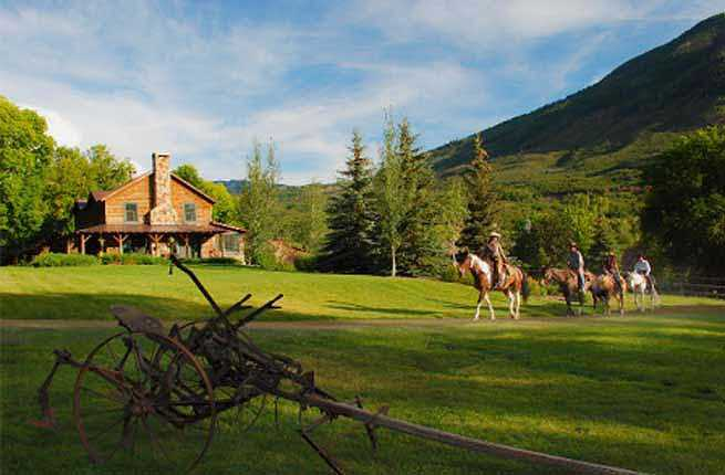 the 10 most luxurious ranches in the world fodors travel guide. Black Bedroom Furniture Sets. Home Design Ideas