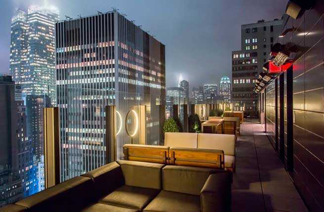 Nyc S 10 Best New Rooftop Bars Fodors Travel Guide