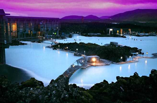 The Best Spa Hotels In Iceland