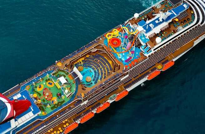 10 Most High Tech Cruise Ships In The World Fodors
