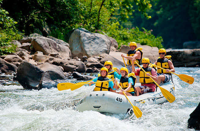 9 Best Whitewater Rafting Adventures in the U S  – Fodors