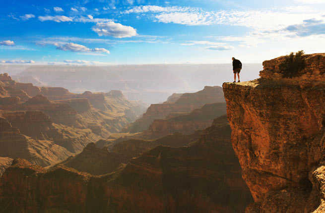 top 20 places to see in the u.s. Top 20 Places to See in the U.S. 9 grand canyon