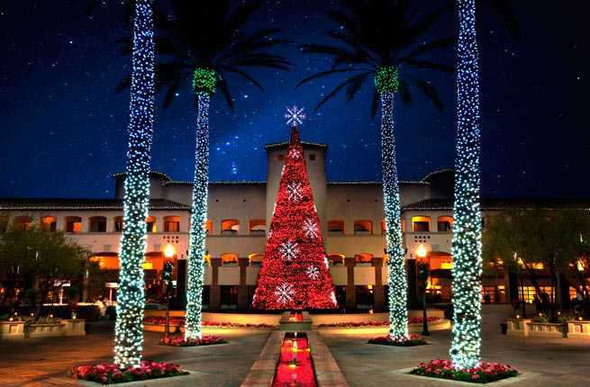 10 Hotels With Over The Top Christmas Decorations Fodors Travel Guide