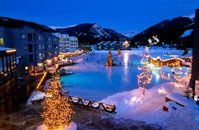 America S Best Resorts For The Christmas Season Fodors