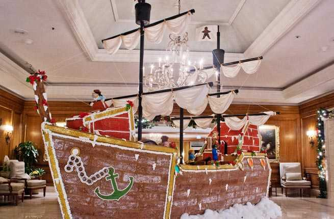 10 Hotels With Over-the-Top Christmas Decorations – Fodors Travel Guide