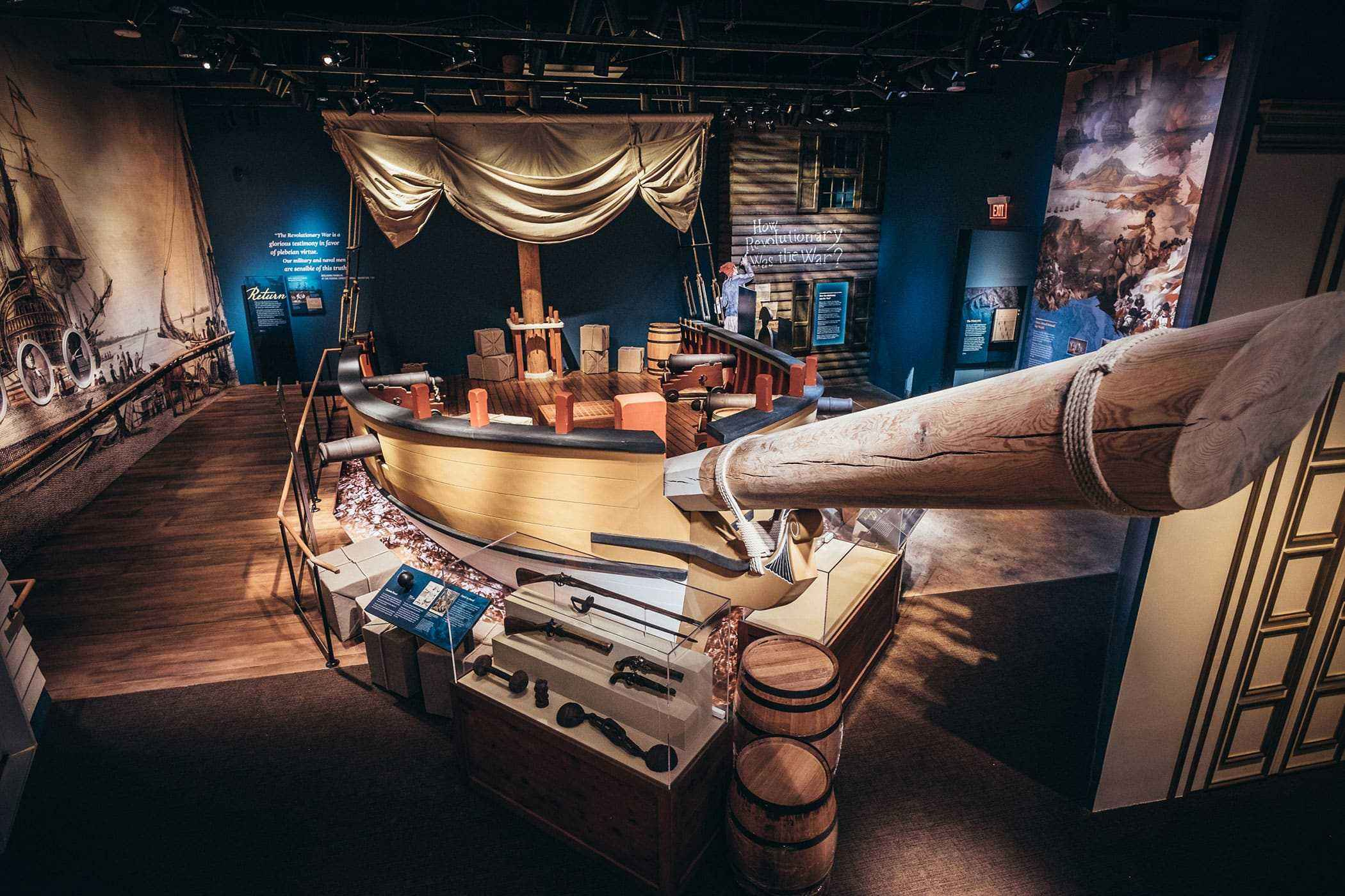 Best-New-Museums-Museum-of-the-American-Revolution
