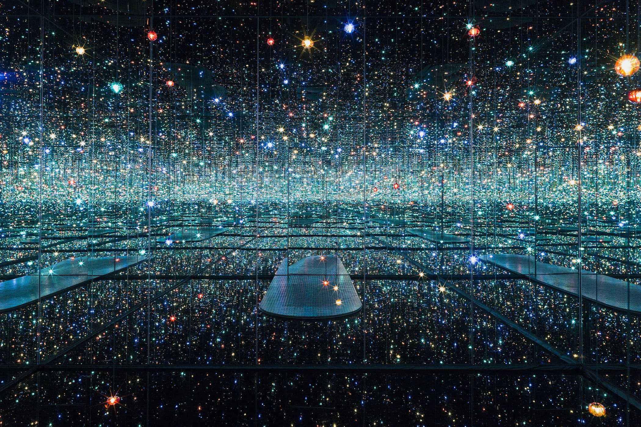 Yayoi-Kusama-Art-The-Souls-of-Millions-of-Light-Years-Away-2-1