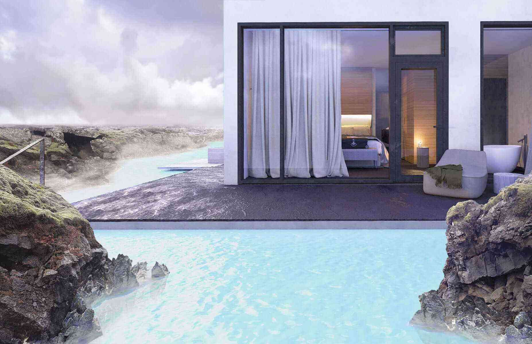 Blue Lagoon To Open On Site Luxury Hotel This Fall Fodors Travel