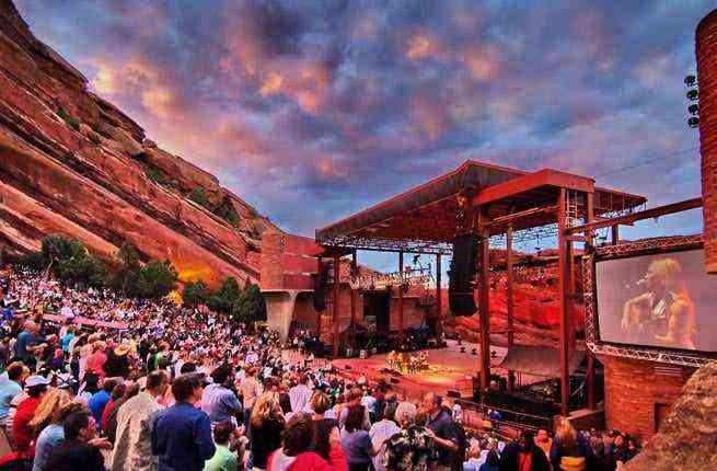 10 Best Outdoor Music Venues In The U S Fodors Travel Guide