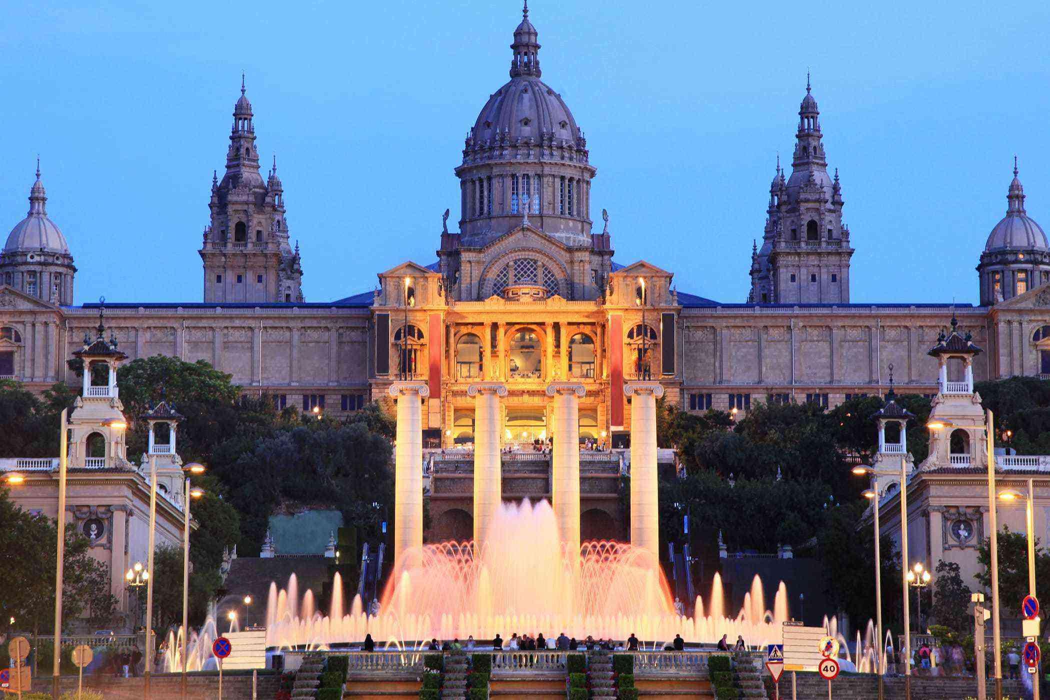 10 Museu Nacional D Art de Catalunya