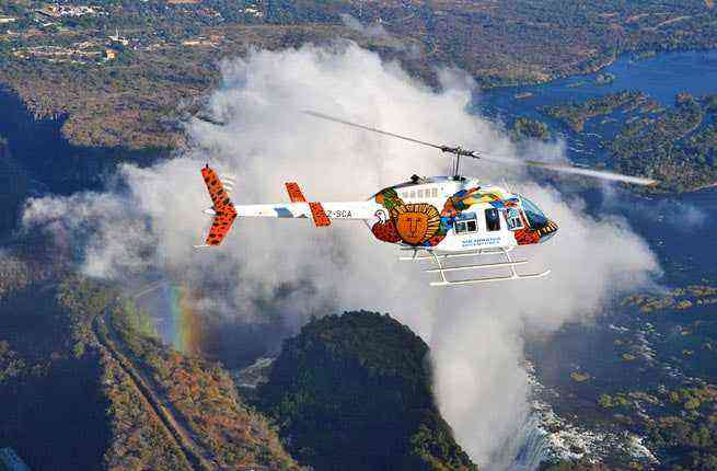 World S Most Amazing Helicopter Rides Fodors Travel Guide