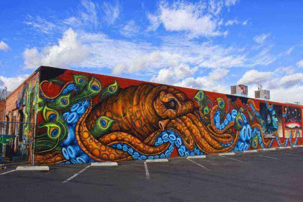 Check Out Burning Man Street Art In Reno Fodors Travel Guide