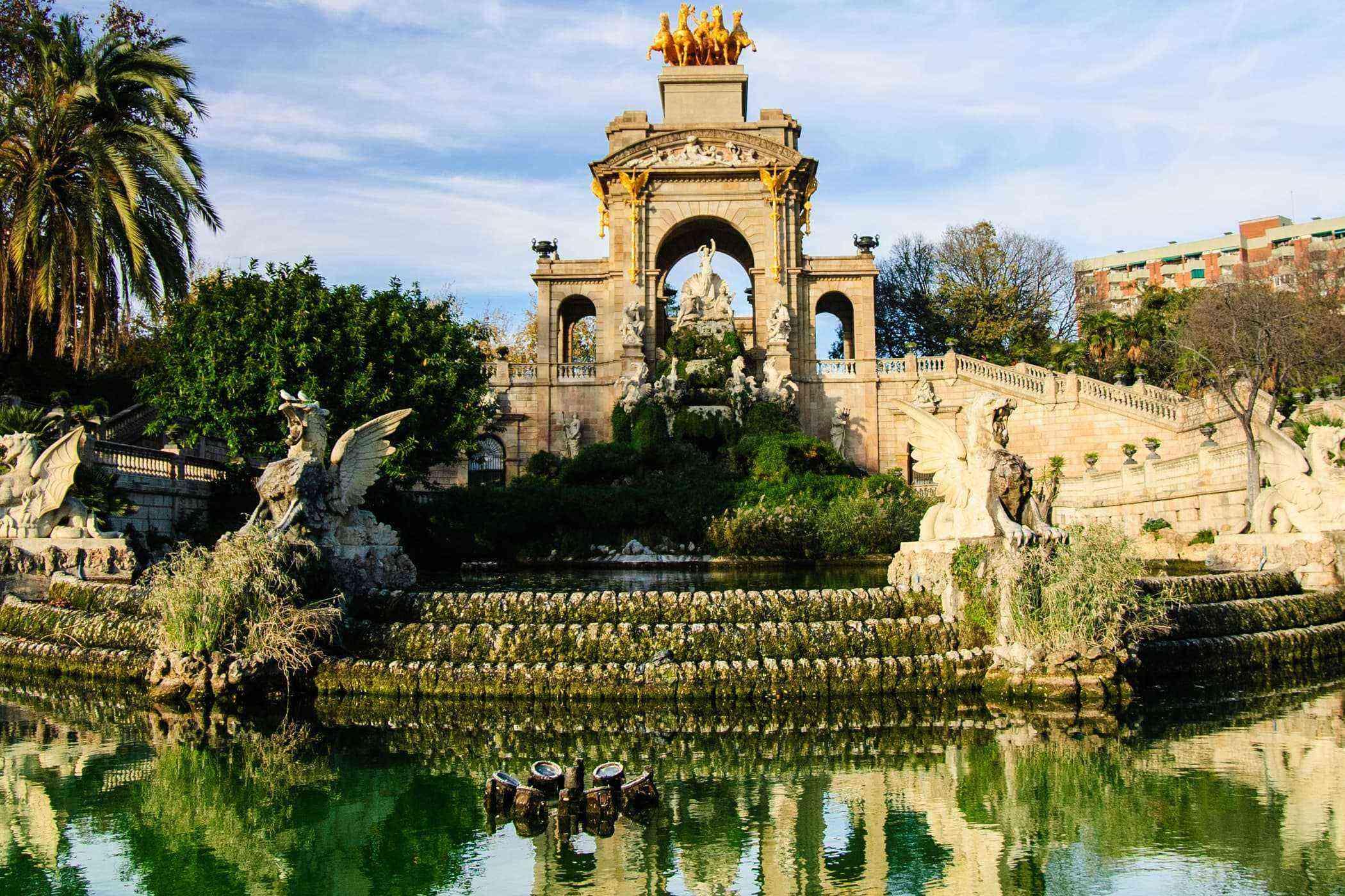 22 Parc de la Ciutadella