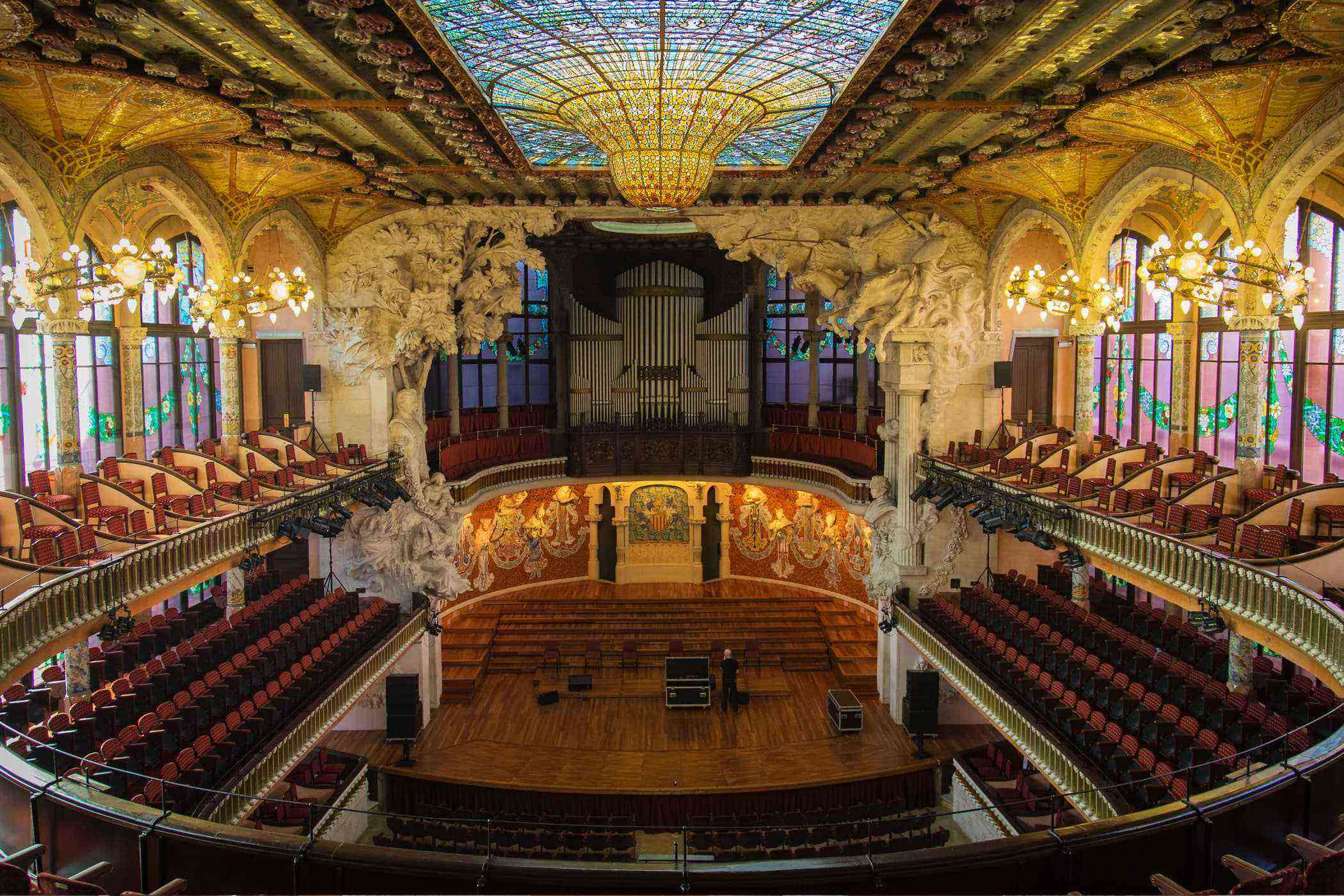 25 ultimate things to do in barcelona fodors travel guide On palau de la musica catalana