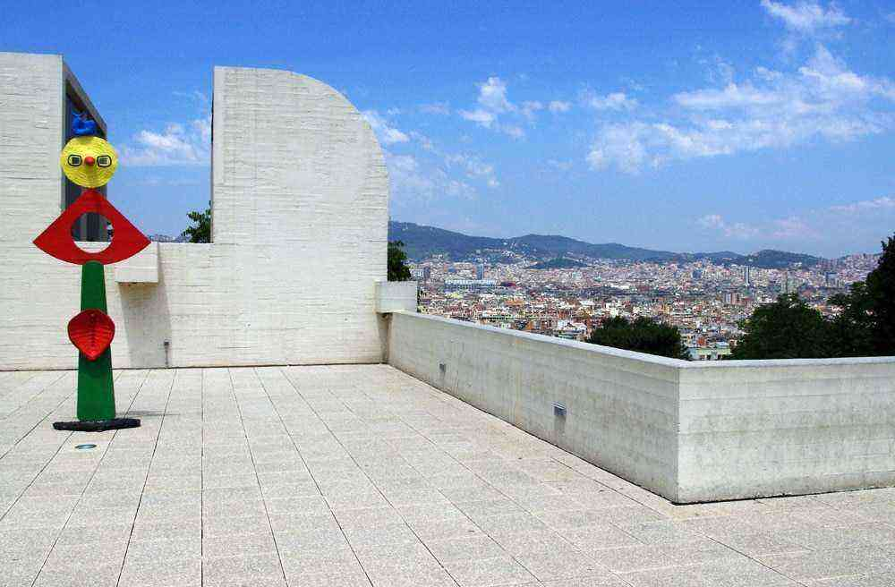 8 Fundacio Joan Miro