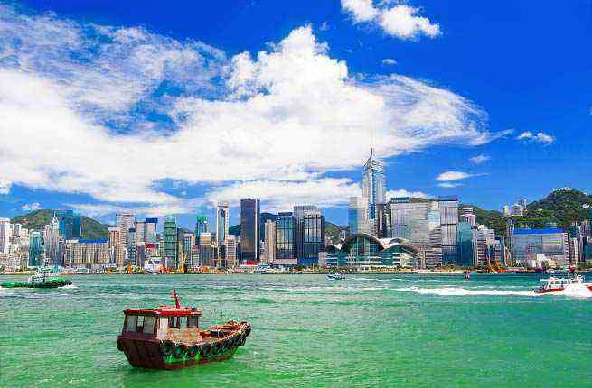 World s 15 best waterfront cities fodors travel guide - Air china hong kong office ...