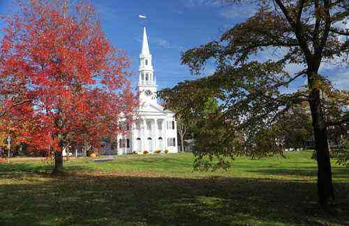 The 6 Best Fall Foliage Drives In New England Fodors