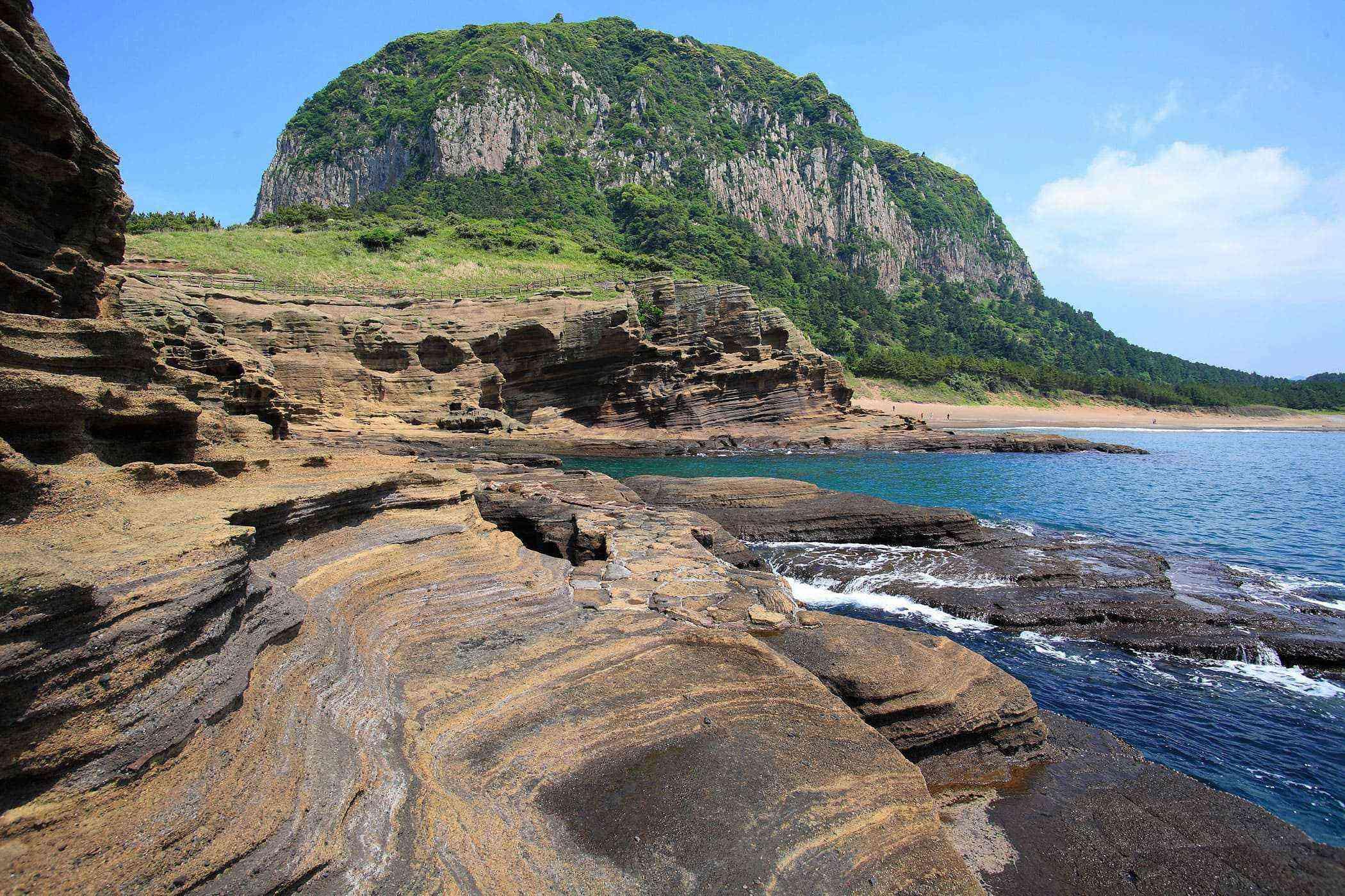 Best Beach On Jeju Island