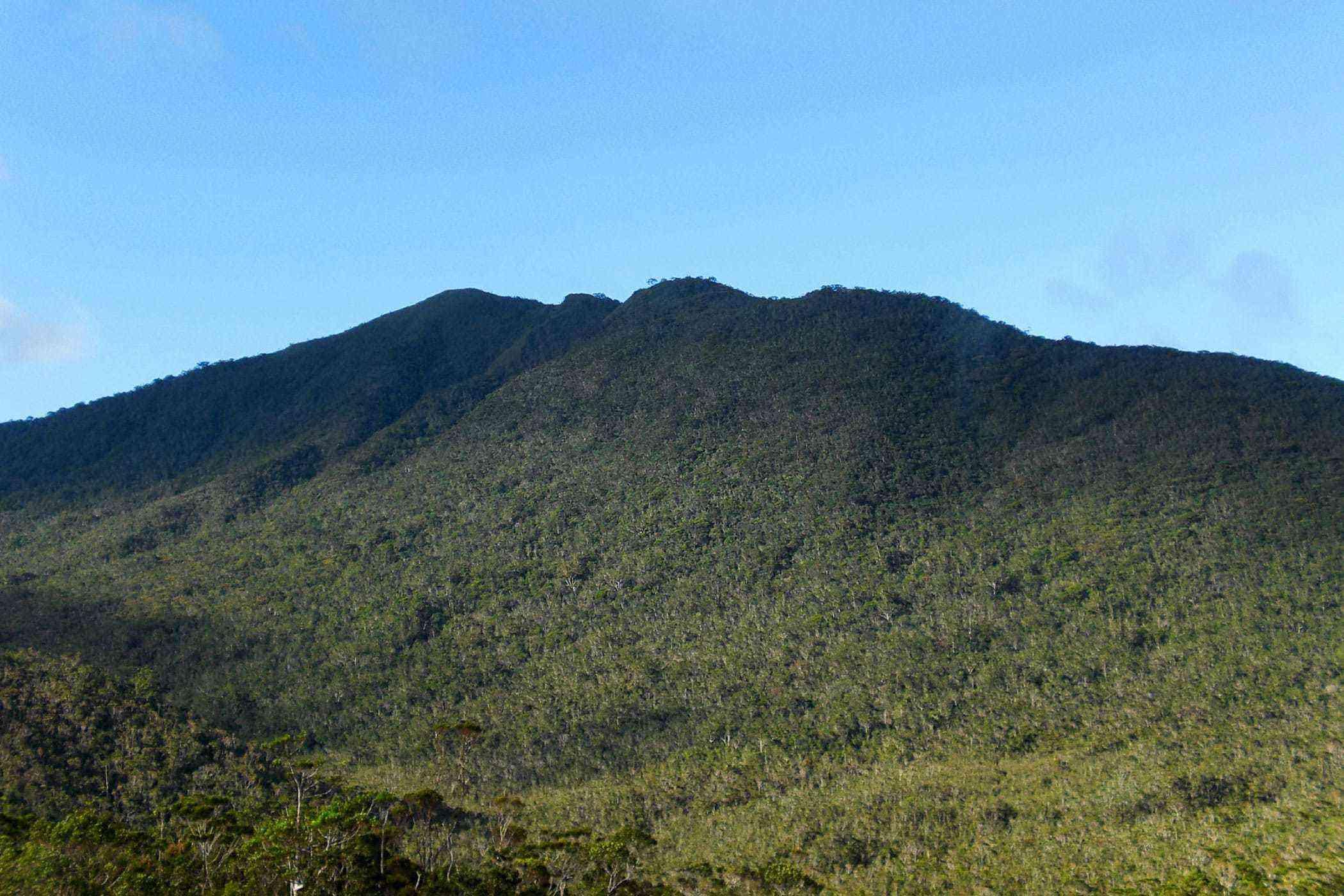 Mount Hamiguitan peak, Davao Oriental