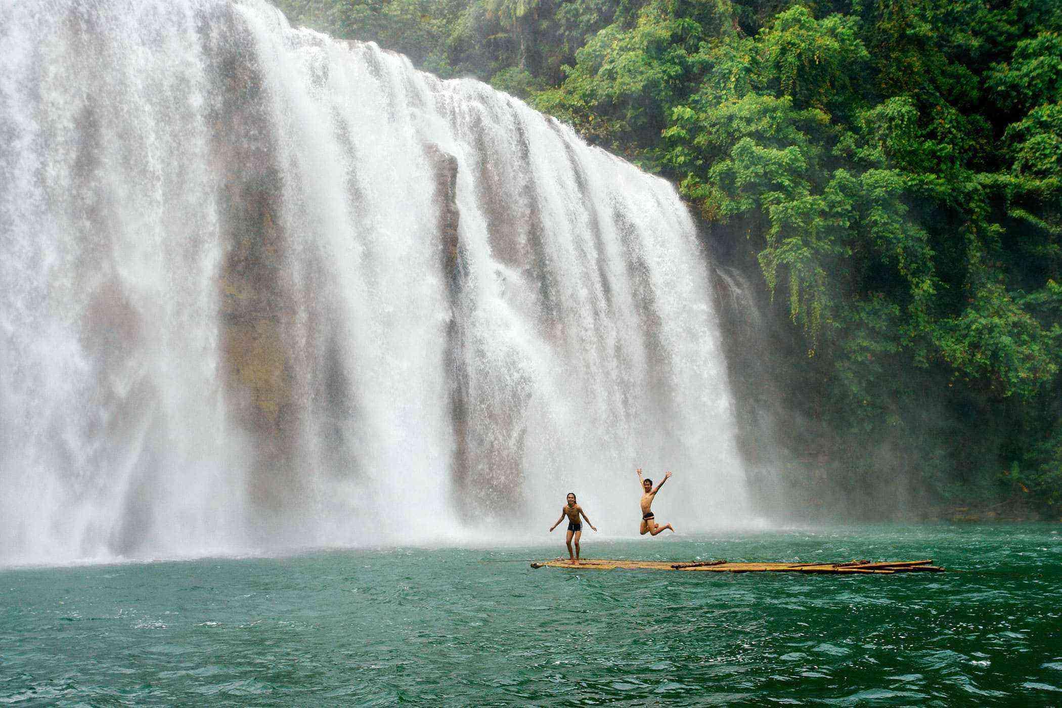 Natural-Philippines-Tinuy-an-Falls