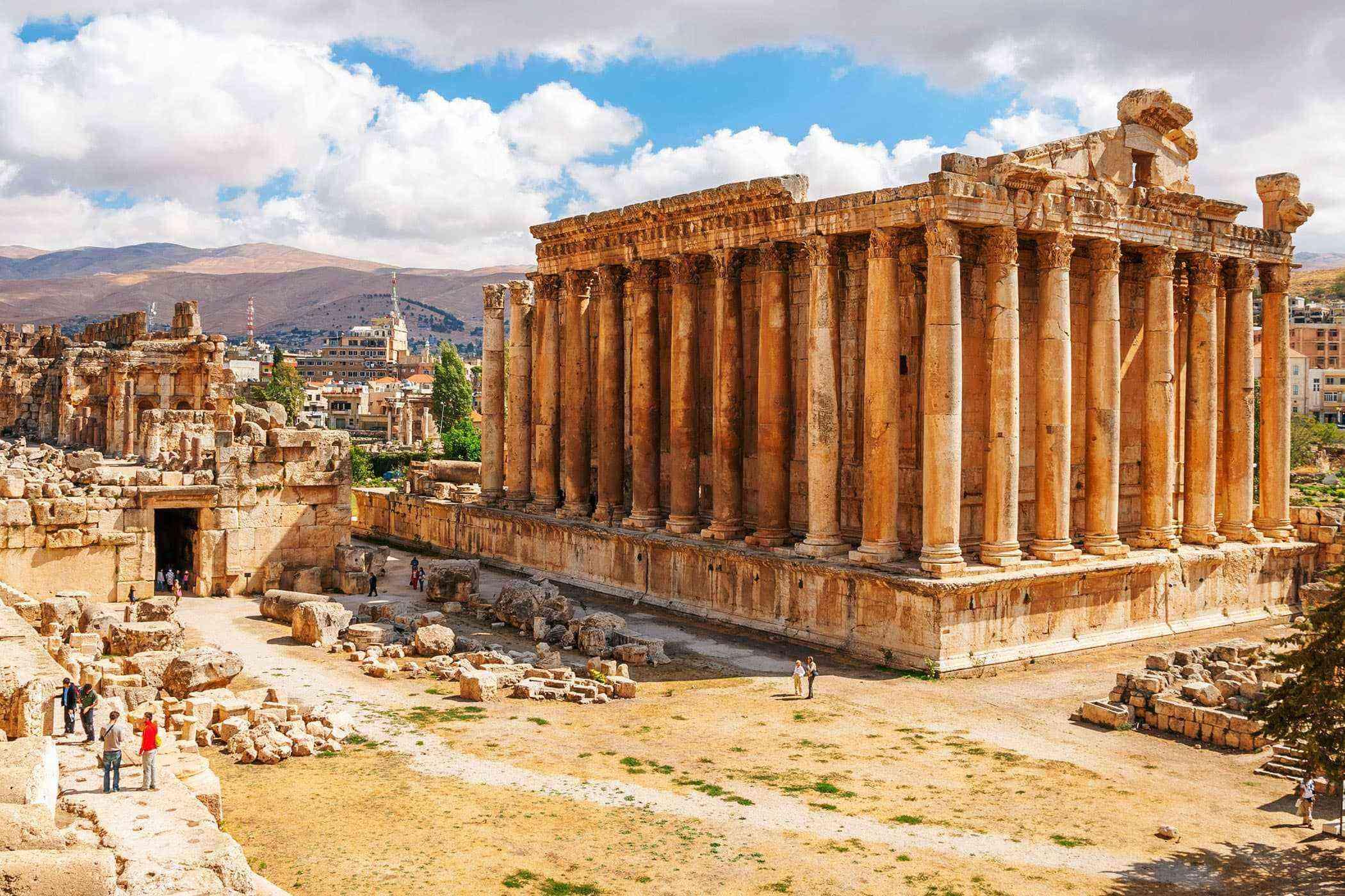 Roman-Ruins-Baalbek