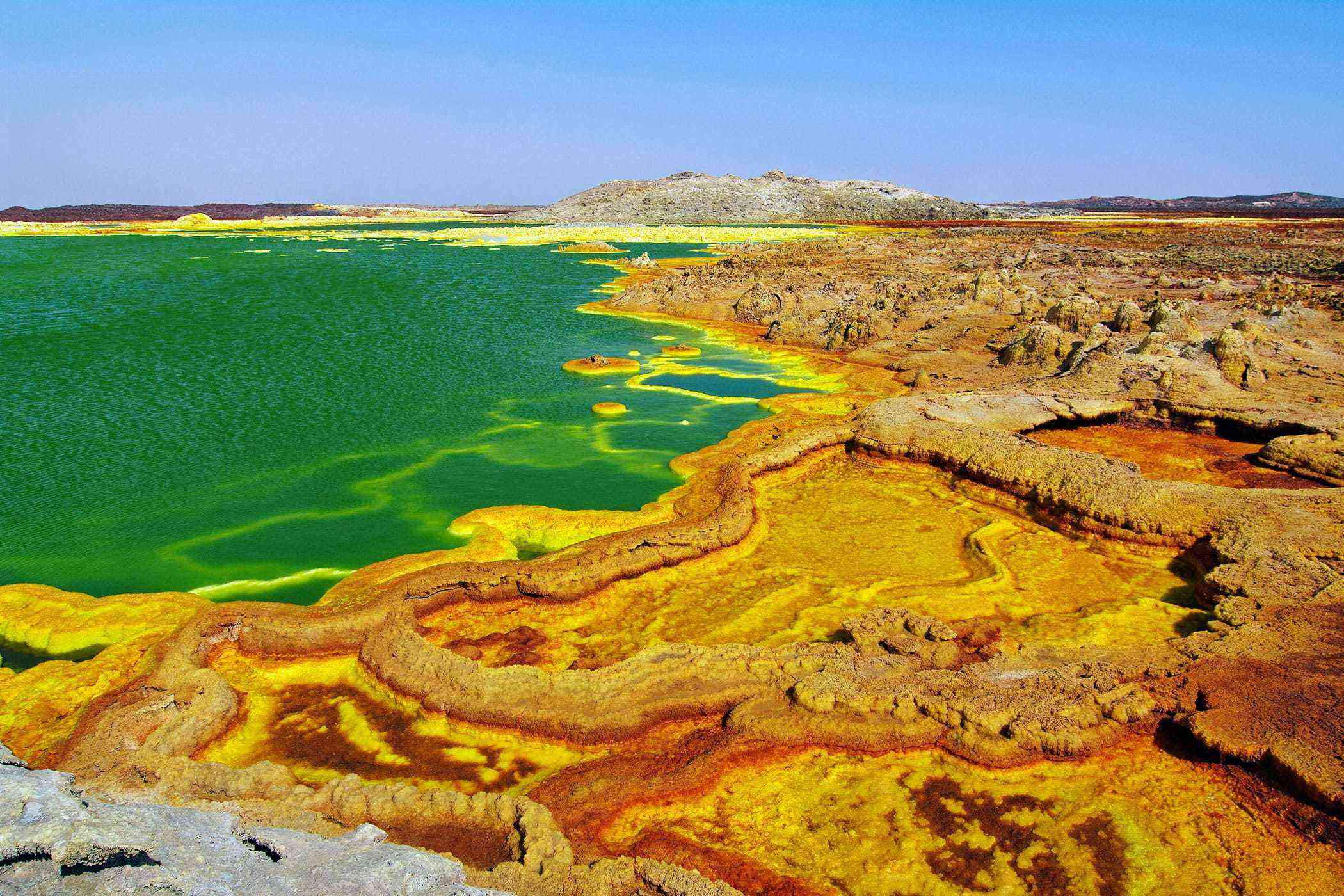 Out Of This World The 25 Most Surreal Landscapes On The