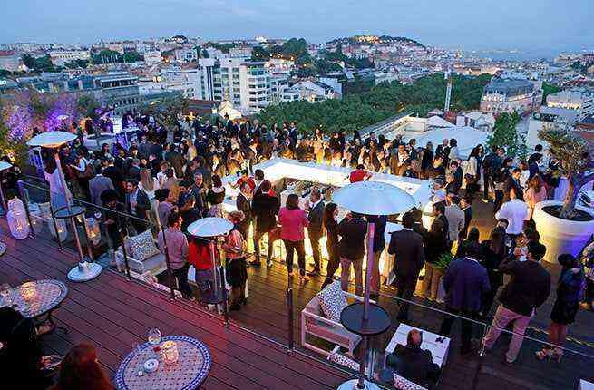 Lisbon S Best Rooftop Bars Amp Restaurants Fodors Travel Guide